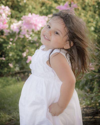 La sonrisa de la inocencia