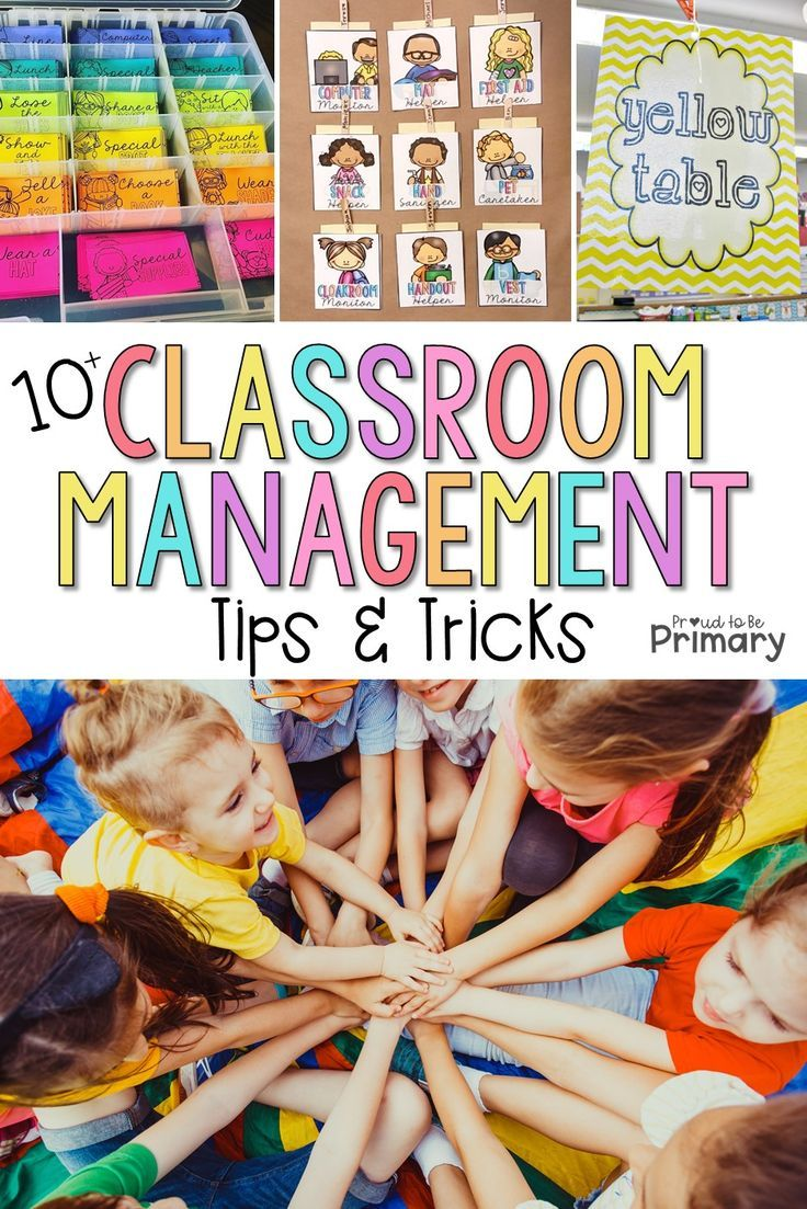 Classroom Management Ideas : The Positive Teacher's Guide