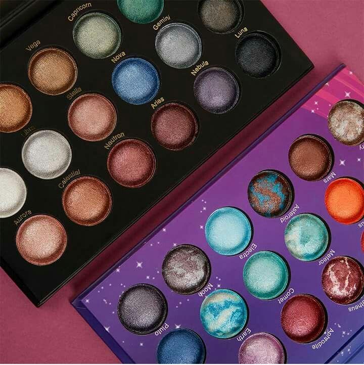 Bh Cosmetics Supernova ad Galaxy Chic palette
