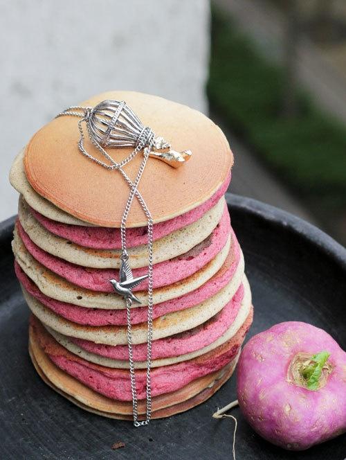 Pancakes gluten free, lactose free