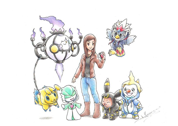 Team Christina by ItsBirdyArt.deviantart.com on @deviantART