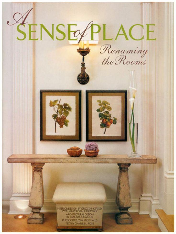 Entry Table Design Ideas : ENTRYWAY DECORATING IDEAS: FOYER DECORATING IDEAS:  HOME DECORATING IDEAS