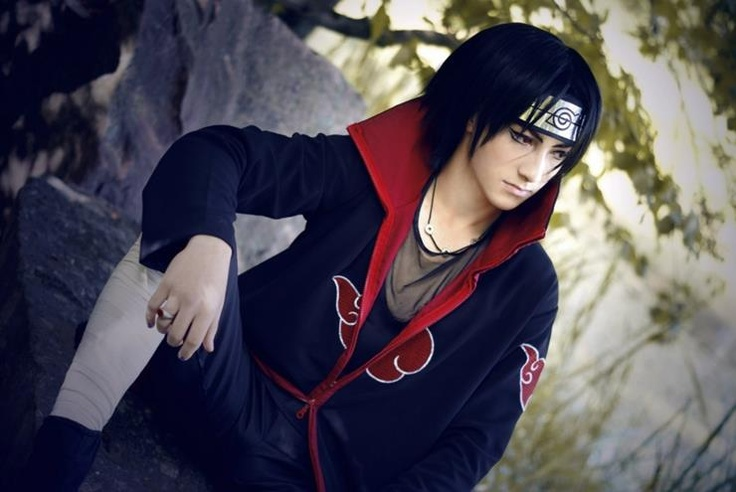 LEGIT!! IT IS FREAKING ITACHI!!