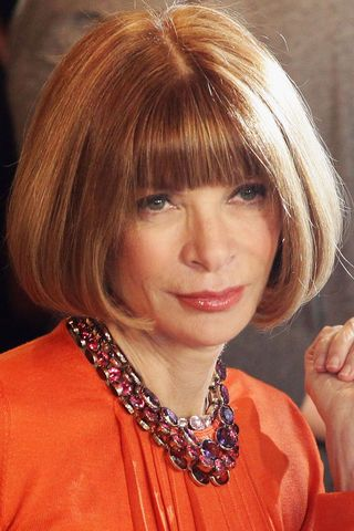 Anna-Wintour- tough and elegant