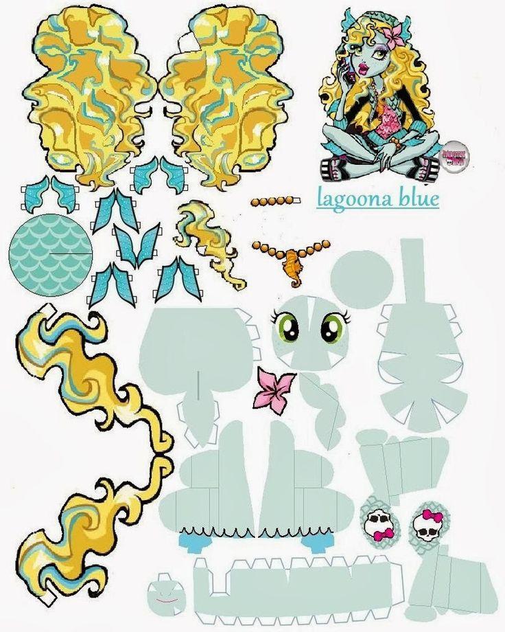 Mejores 22 imágenes de Monster High Party en Pinterest | Fiesta de ...