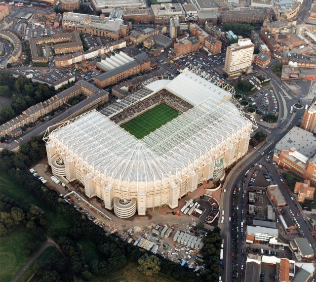It will always be St James Park.