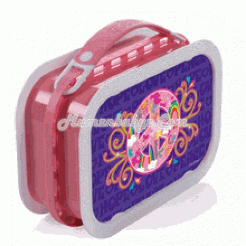 Yubo - Lunch Box Peace    Revolutionary children's lunchbox that brings together style and function for kids, parents, and the environment. Using wasteful plastic bags is a thing of the past when you carry Yubo!