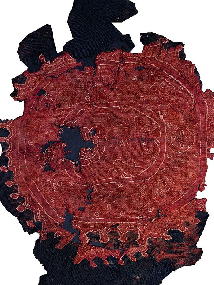 ru_tkani: Коптские ткани.