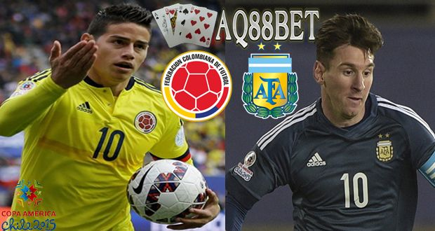 Agen Piala Eropa - Laga Derby Amerika Selatan di Perempatfinal Copa America 2015