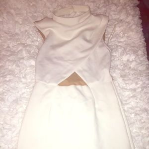 Dresses & Skirts - White Club dress