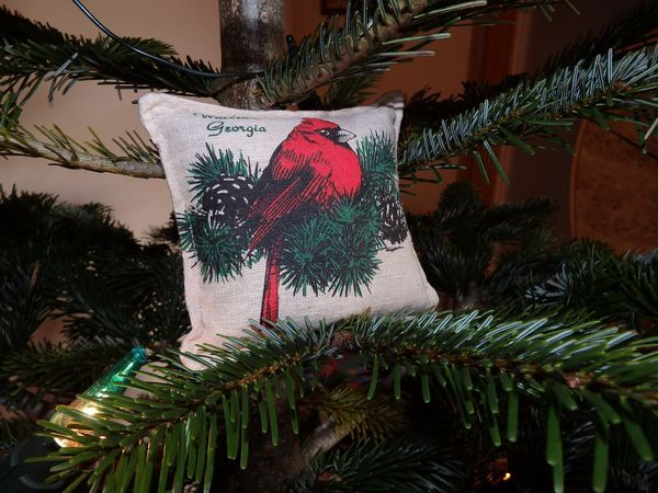 Voňavé vianočné vrecúško