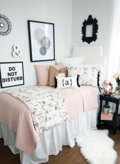 47 Charming Diy Dorm Room Decorating Ideas On A Budget Dorm Room