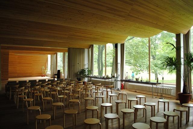 Alvar Aalto. Viipuri Library. Viipurin kirjasto