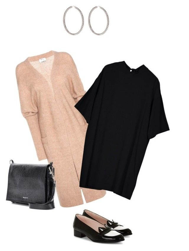 """Beige"" by kirsti-salonen on Polyvore featuring Acne Studios, Bottega Veneta, Minna Parikka and Balenciaga"