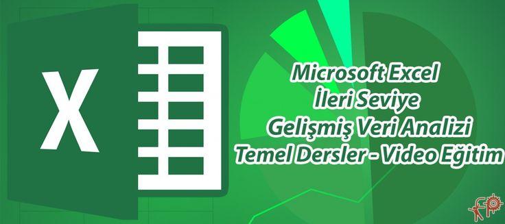 #Excel #İleri #Seviye – #Gelişmiş #Veri #Analizi – #Video #Eğitim | #Fikir #Proje #Ajans http://www.fpajans.com