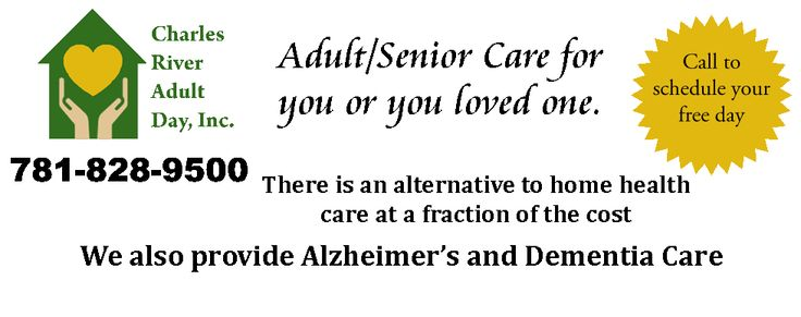 Adult day care activities seems excellent
