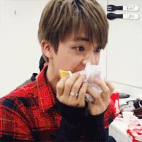 Bts Jin GIFs - Find & Share on GIPHY