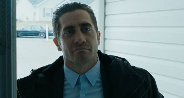 Prisoners - Jake Gyllenhaal.. I love him, especially as a cop!! That intense look in his eyes... ;)