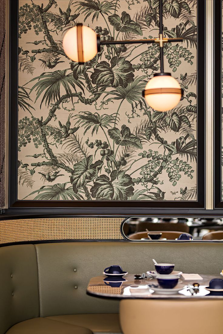 Hexa A Cantonese Restaurant Located In Harbour City Evokes The