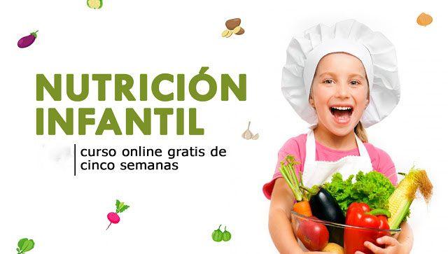 Curso de Nutrición Infantil Online Gratis (Universidad de Stanford)