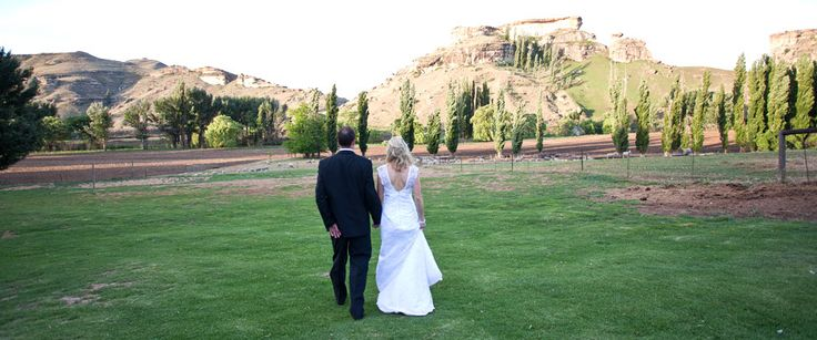 St Ford Country House - Clarens, Free State