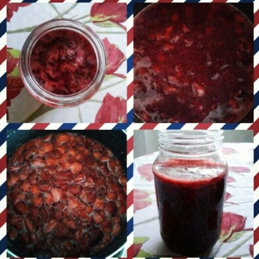 Jalea de fresas