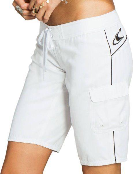b8318111b2 O'Neill Board Shorts Sz 9 White Caspian Swim Shorts 11