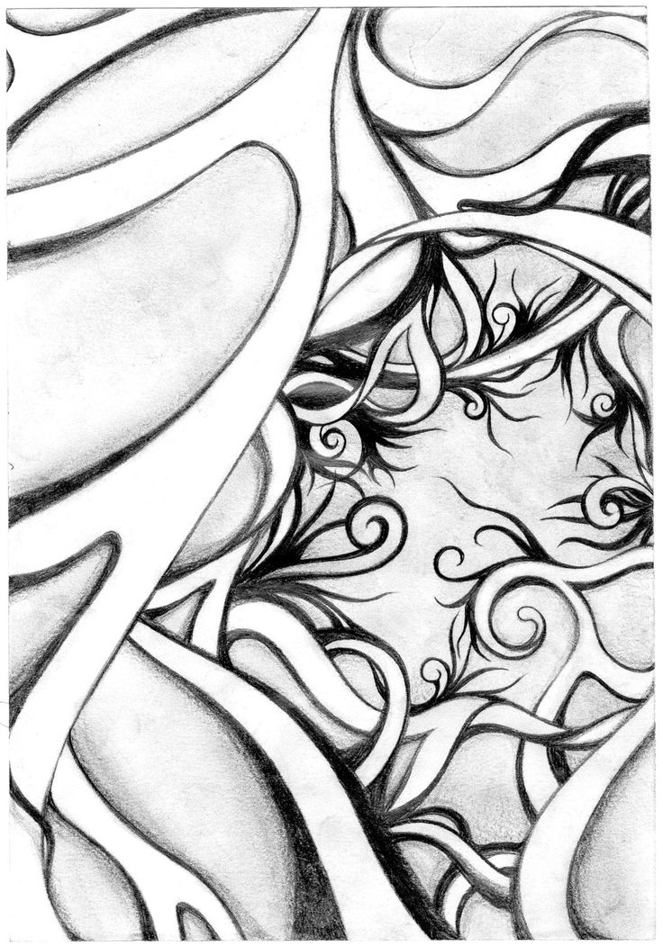 49 best Abstract Drawings images on Pinterest