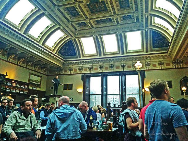 Best Dog Friendly Pubs In Edinburgh