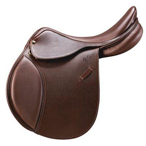 Rodrigo Pessoa Gen X XCH Saddle- carbon fiber infused tree and a deep seat.  My new saddle!