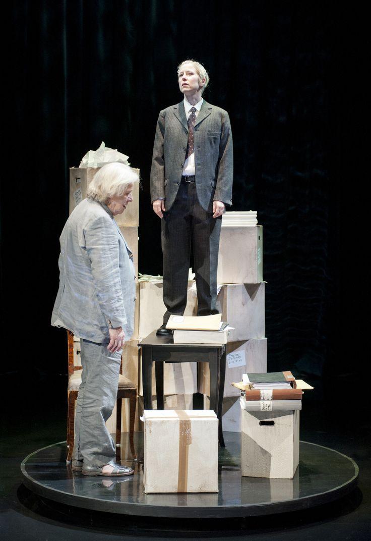 Scenograf och kostymdesigner Lotta Nilsson.