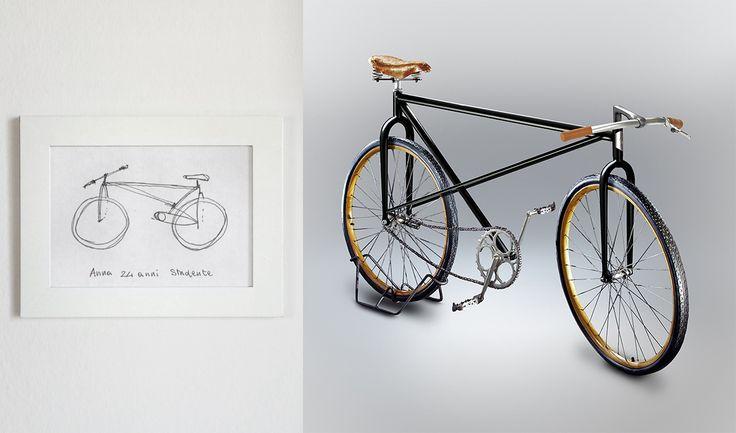 Velocipedia, il progetto del designer Gianluca Gimini dimostra che (quasi) nessuno sa disegnare una bici da uomo (FOTO)