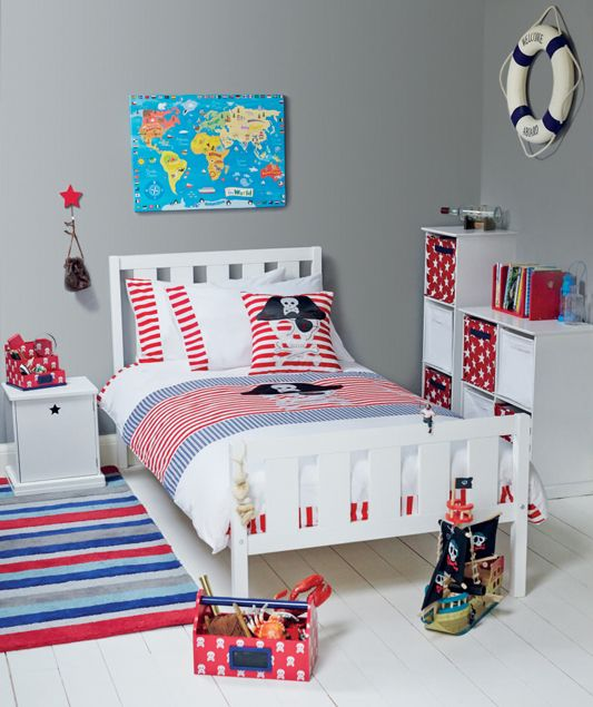 1000+ Images About Boys Pirate Bedroom Ideas On Pinterest