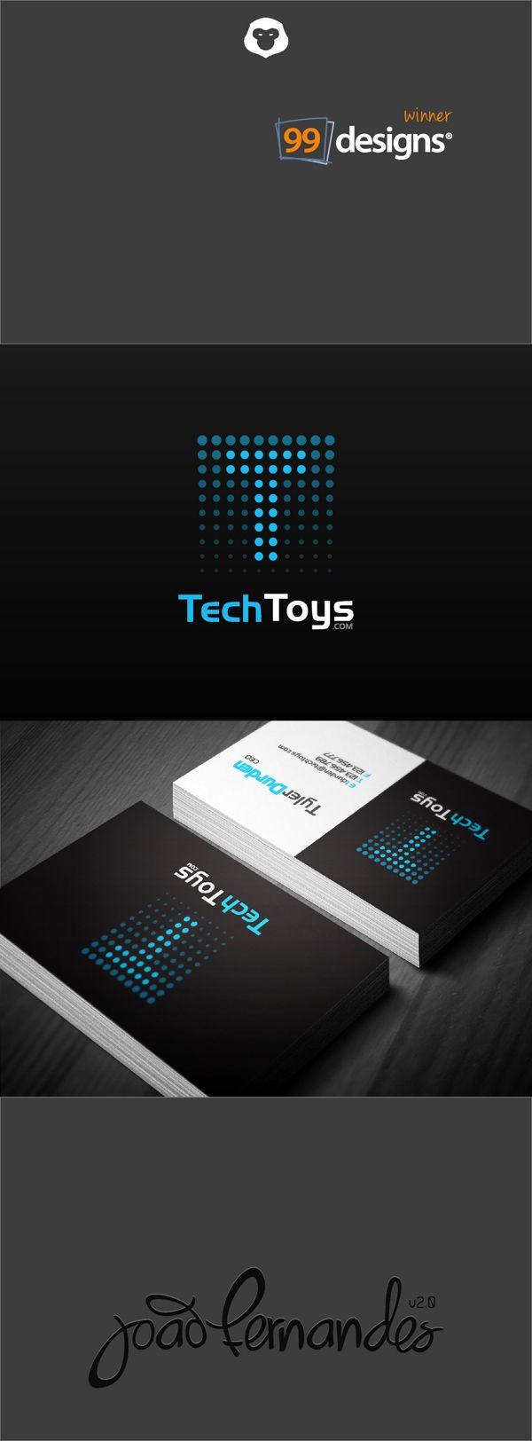 TechToys by João Fernandes, via Behance