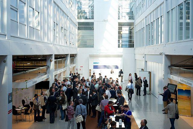 Exhibition Area, Bella Center Copenhagen, #bellacenter #biomass #exhibition