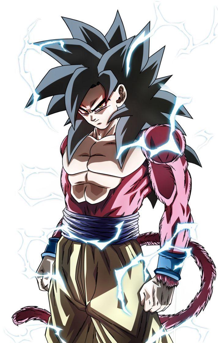 Super Saiyan 4 Dragon Ball Tattoo Anime Dragon Ball Super