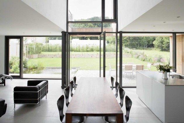 Houses B1 & B2 • Hagen • Germany • Zamel Krug Architekten • 2014