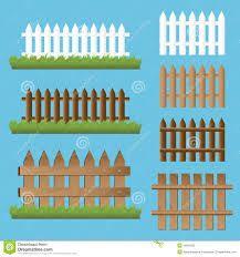 Resultado de imagen para cercas de madera