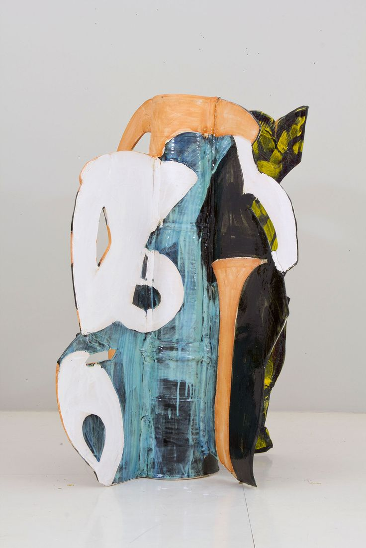 Young at Art - Betty Woodman's Aztec Vase-Wmag