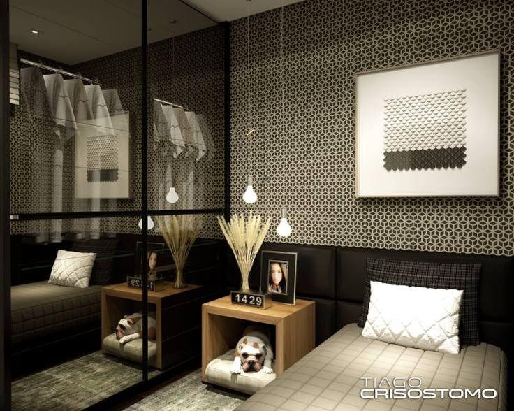 Dormitório Solteiro Jovem Vista 2
