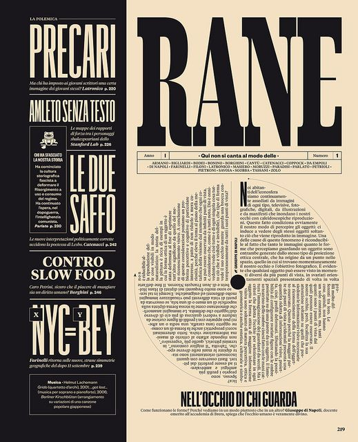 IL34 — RANE by Francesco Franchi, via Flickr