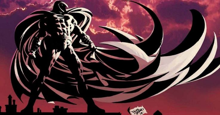 Is Marvel's 'Moon Knight' Getting a Netflix Series? -- A new rumor claims that Marvel is working on a new TV series that will bring the beloved character 'Moon Knight' to Netflix. -- http://movieweb.com/moon-knight-marvel-netflix-series/