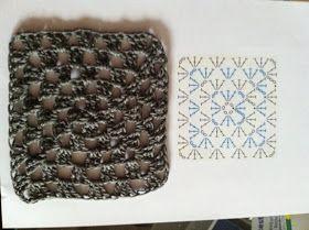 Häkelkleider selbst gemacht: Häkelbluse, Häkelpulli oder Tunika Anleitung