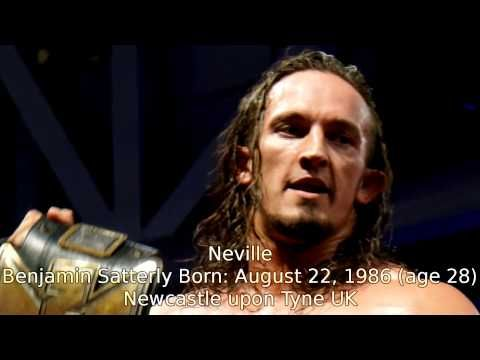 WWE Superstars Real Names And Ages updated May 2015