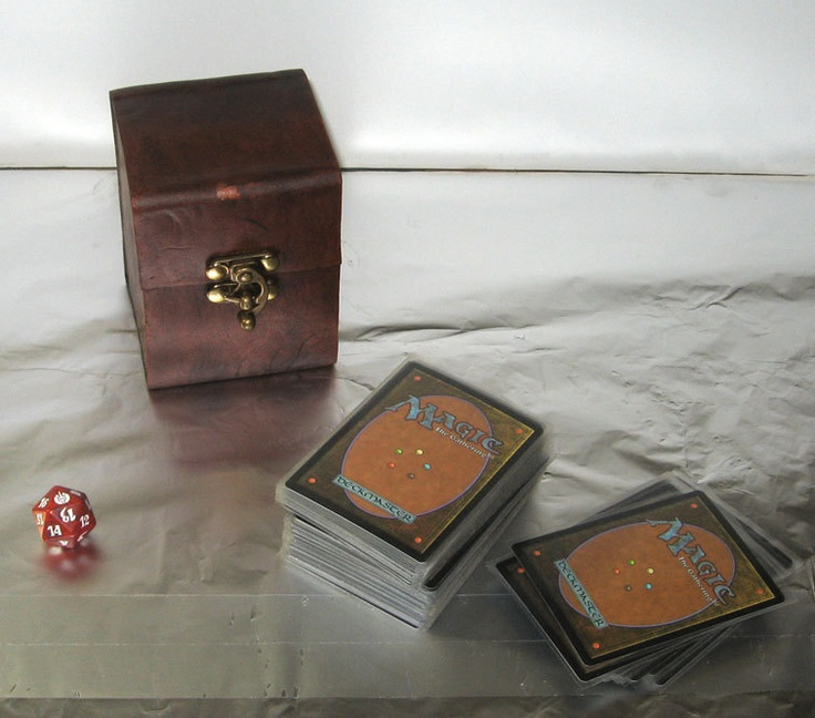 28 Magic The Gathering Edh Deck Box Tezzeret