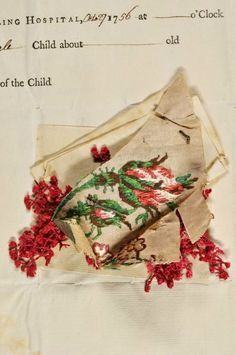 foundling museum textiles - Google Search