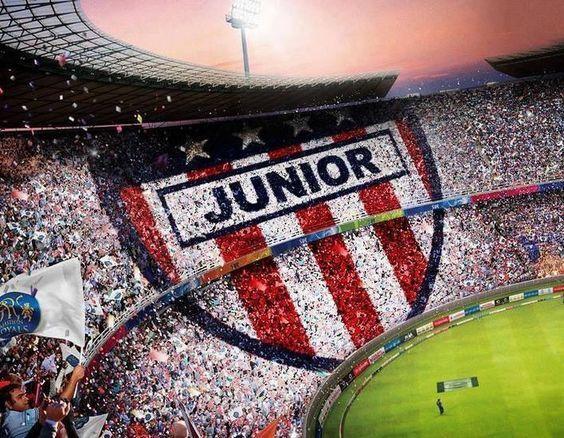 Resultado de imagen para Junior de Barranquilla