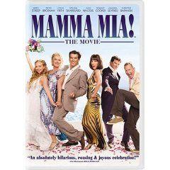 Mamma Mia! The Movie (Full Screen)