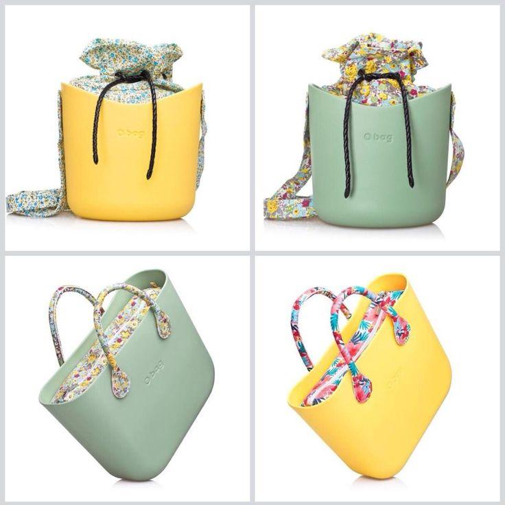 OBAG & BASKET Collezione Primavera Estate 2015 Per spedizioni WhatsApp 329.0010906 #obag #fullspot #oclock #obasket #bags