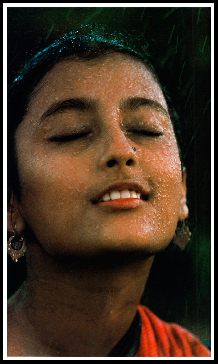 Monsoon Girl by Brian Brake - India 1960- this is another favorite photograph of mine.
